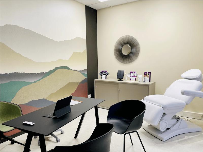Dermo Laser - Centre laser Strasbourg - salle de consultation